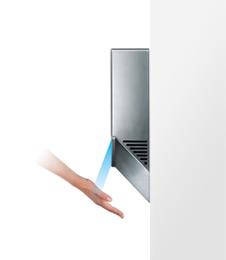 Dyson Airblade V Hand Dryer - Slim Profile