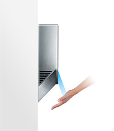 Dyson Airblade V Hand Dryer - Touch-free operation