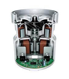 Dyson Airblade Tap Hand Dryer - Dyson digital motor V4